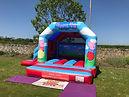 Peppa Pig Bouncy Castle with Slide