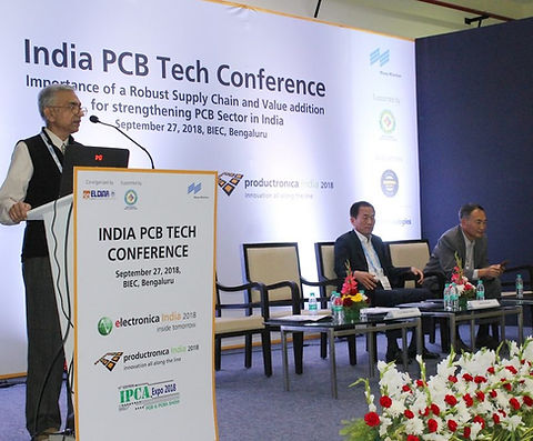 PCB Technology Seminar at IPCA Expo