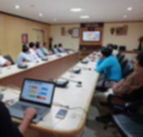 IPCA PCB Zonal meeting at GEZIA Gandhinagar