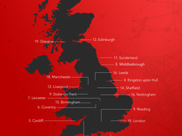 Best Places to Launch a Business in the UK