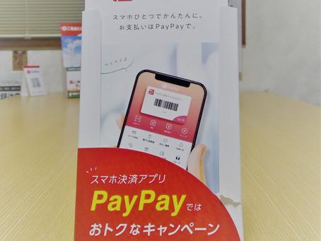 PayPayふたたび