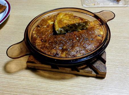 チュニジア料理 A Tunisian dish