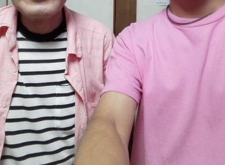 ピンク! Pink!
