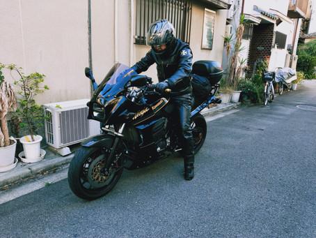 A Ten Million Yen Rider