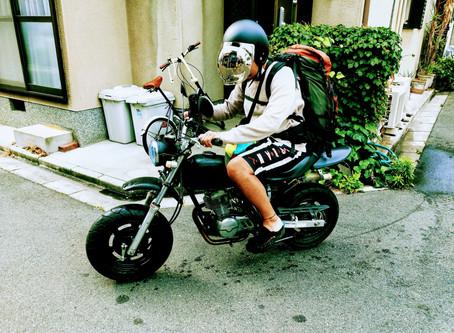 バイクで西国三十三所巡り Pilgrimage by motorbike