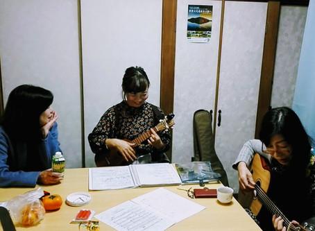 女性三人組が宿泊されました!A group pf three ladies came to stay!