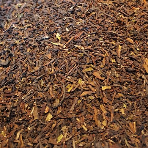 Thé noir Darjeeling bio en vrac