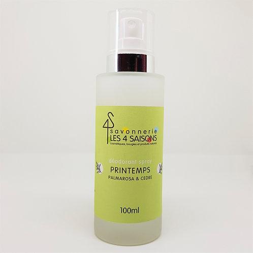 Deodorant aux huiles essentielles