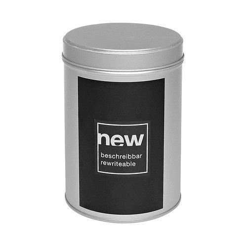 Boîte à thé réinscriptible