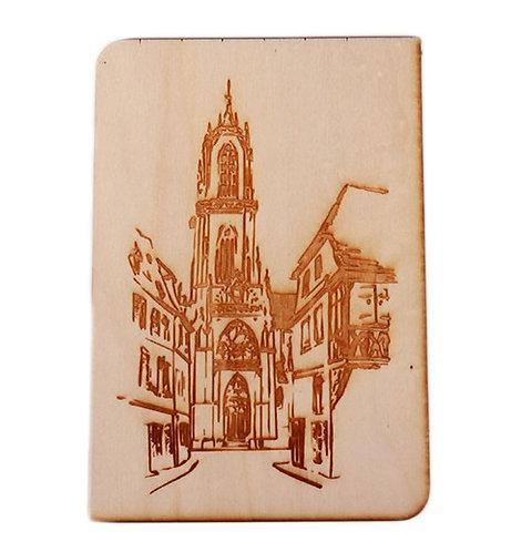 Carte postale originale