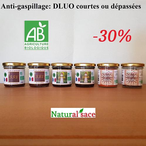 Pack anti gaspillage