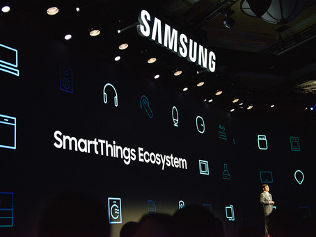 Samsung ecosystem, the biggest and the best  ecosystem