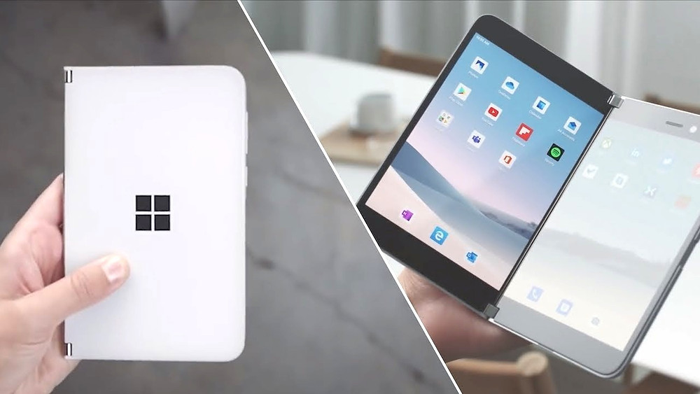 Microsoft Surface Duo - Android with Microsoft