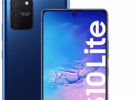 Samsung galaxy S10 Lite, but why if we already have S10e in S10 flagship series ?