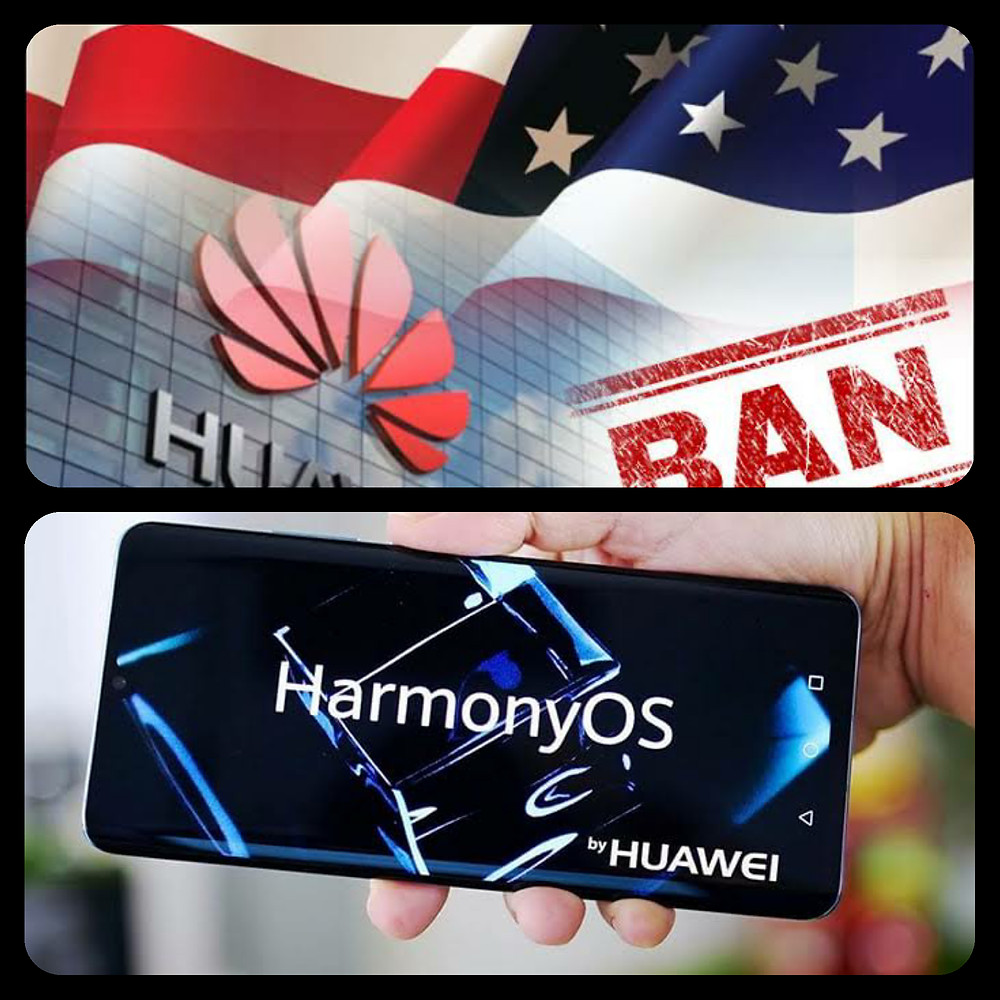 Huawei ban | Harmony OS