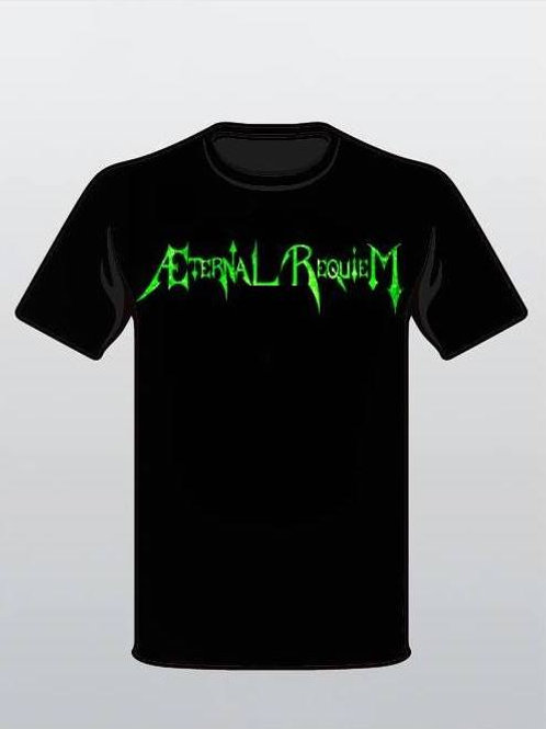 Æternal Requiem logo shirt