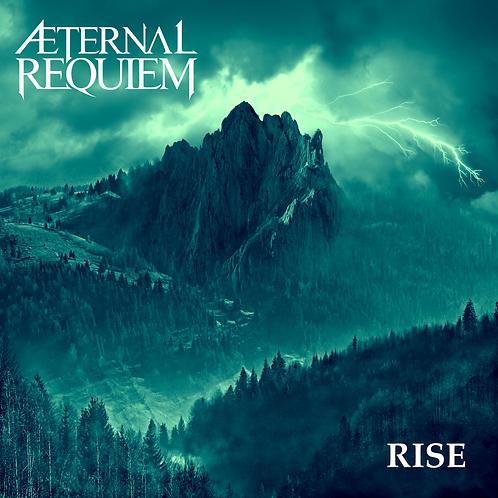 Æternal Requiem - Rise (CD)