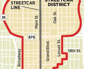 New downtown streetcar carries hopes for development