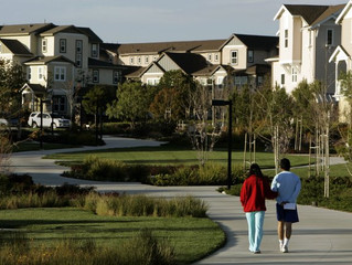 Healthful living may soon be built into new communities