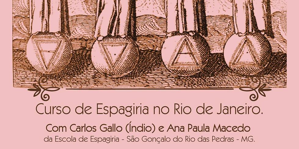 Espagiria - Módulo I - Rio de Janeiro