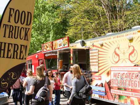 Food Truck Insurance From A To Z