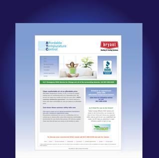Affordable Temperature Control (ATC) website