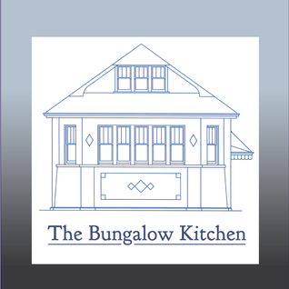 Bungalow Chef Kitchen logo and label