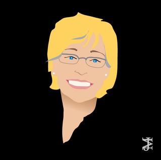 Lynn F. portrait