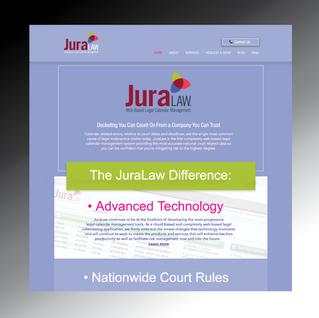 JuraLaw website