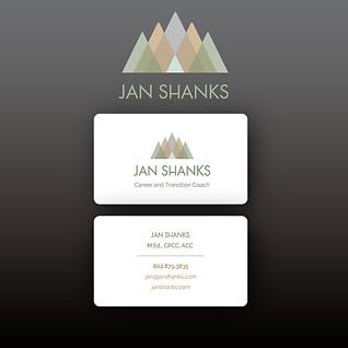 Jan Shanks, Career Coach logo