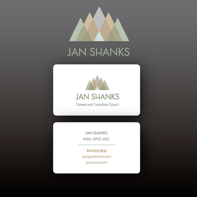 Jan Shanks, Career Coach logo