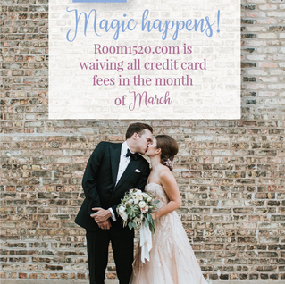 Digital Ad for Room 1520 Venue