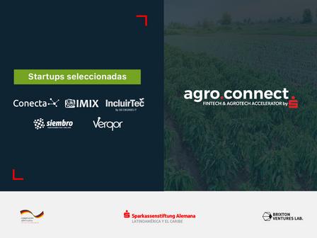 agro.connect selecciona a las cinco startups que impulsarán  el sector agropecuario en México