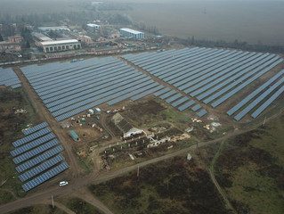Voltage Group has completed the construction of another SPP (4.7 MW) in the Vinnytsia region