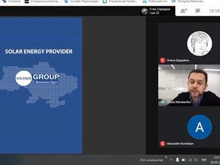 CEO Voltage Group Віталій Николаєнко став спікером онлайн-конференції із студентами ВНТУ