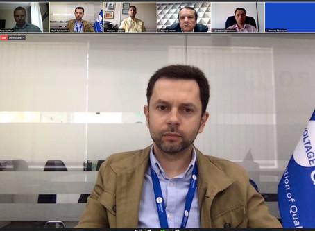 Віталій Николаєнко прийняв участь Energy Meetings Online # 5 в якості спікера