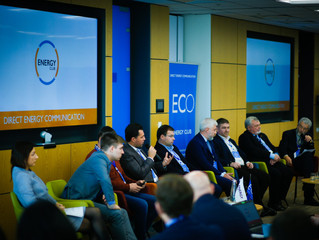 Voltage Group representatives participated in the Energy Storage Forum
