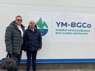 Voltage Group has successfully completed works at the new biogas station in Vinnytsia region