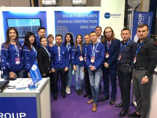 Компанія Voltage Group презентувала останні досягнення на SEF 2019 KYIV