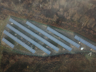 Voltage Group has successfully completed the construction of the SPP in Transcarpathia