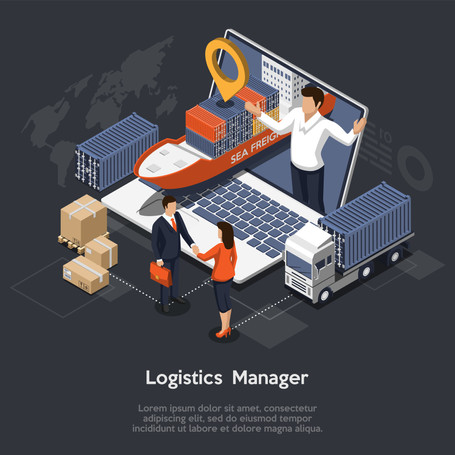 bigstock-Isometric-Logistics-Manager-An-
