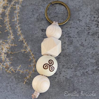 Porte clés Triskell