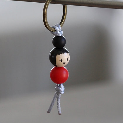Porte clés mini Japonaise