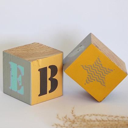 Duo de cubes