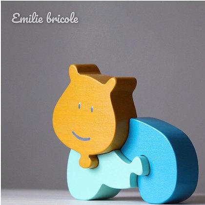 Petit Hippo Joli