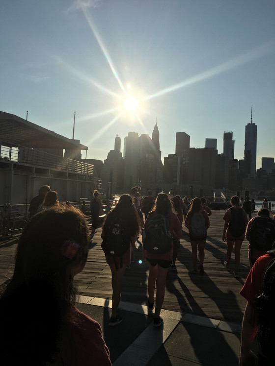 Dear Little Sister...5 Things NYC Taught Me