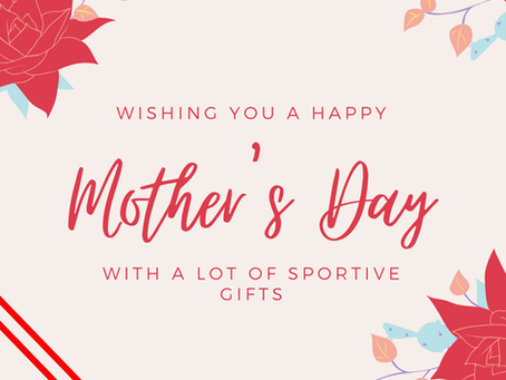 We have some great Mother's Day presents for you!
