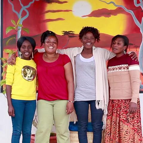 Happy International Women's Day #wanawaketunaweza