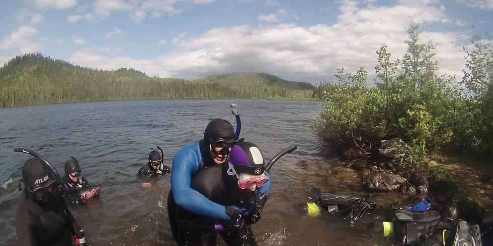 Cours de plongeur secouriste - Niveau 3