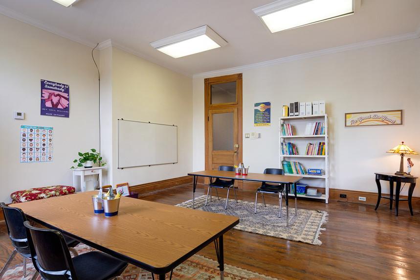 K-4th Tutorial Room